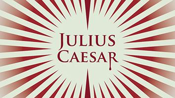 """Julius Caesar"" at the Hall at Fauntleroy"