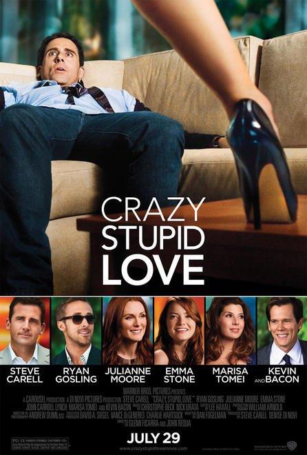 Crazy Stupid Love Movie