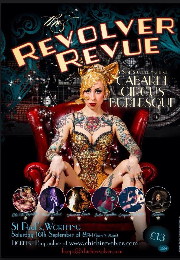 Revolver Revue Poster
