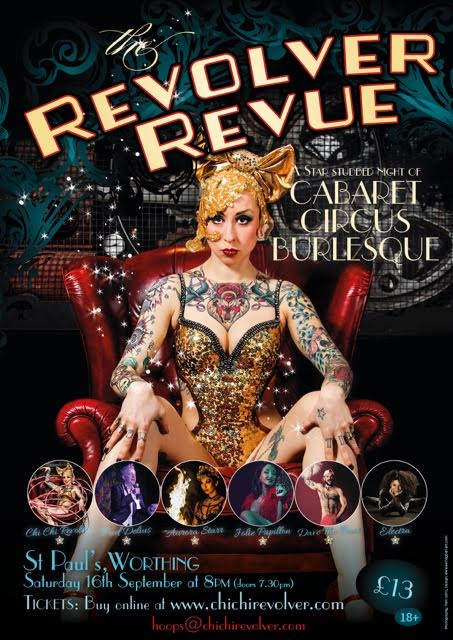 The Revolver Revue