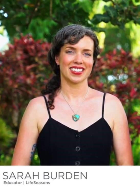 Sarah Burden