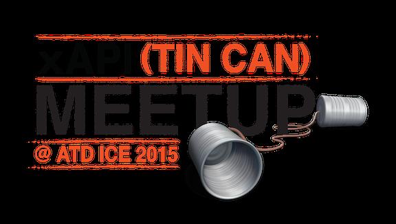 xAPI (Tin Can) Meetup @ ATD ICE