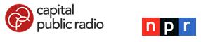 CapRadio-NPR Logo
