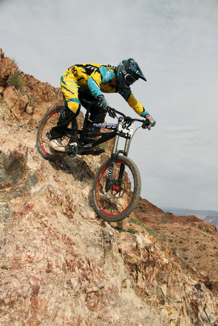 Taken during the 2011 Nevada State DH Champs