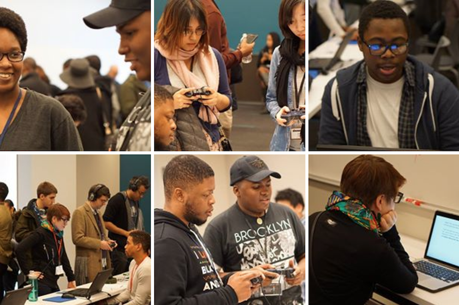 Game Devs of Color Attendees