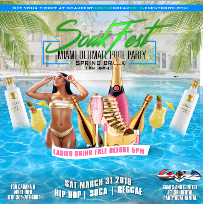 Spring Musical 2018: Miami Hip Hop Spring Break 2018 Parties Tickets, Thu, Mar