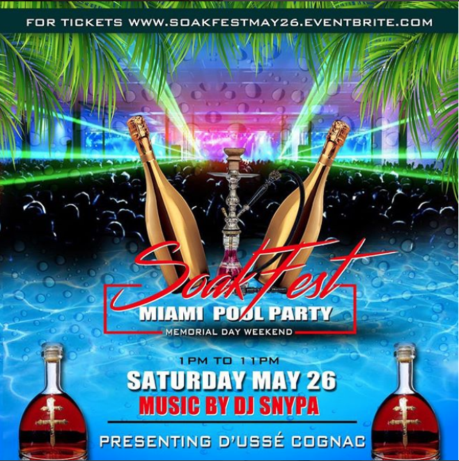 miami hip hop memorial day weekend parties tickets thu may 24 2018 at 7 00 pm eventbrite. Black Bedroom Furniture Sets. Home Design Ideas