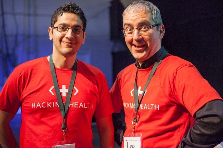 Luc and HH facilitator