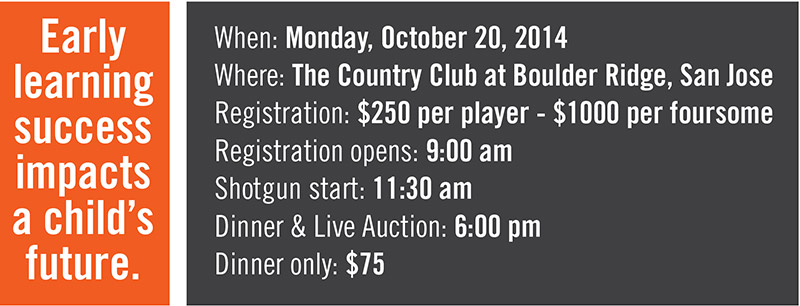 golf tournament registration banner