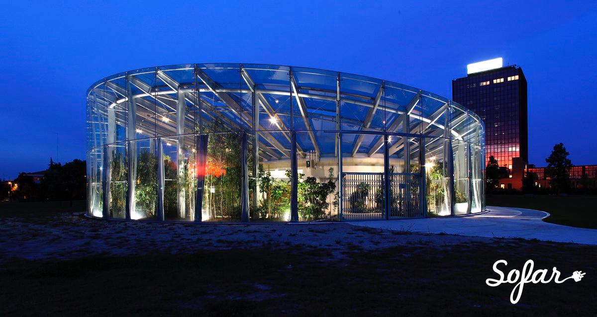 Giardino di Cristallo