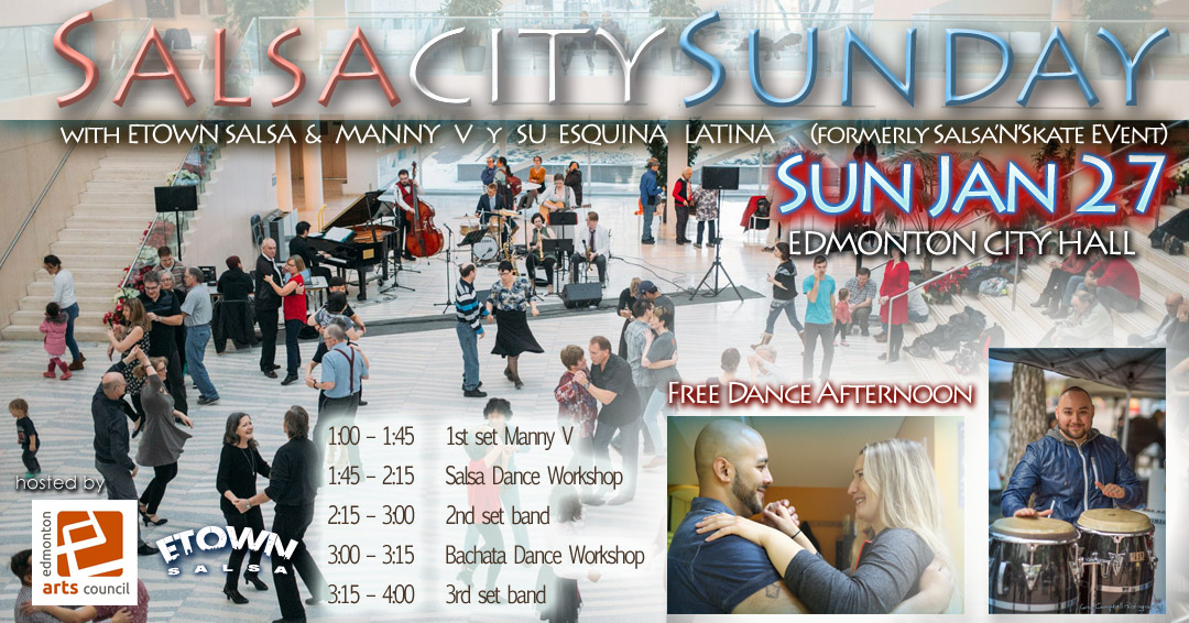 Salsa City Sunday