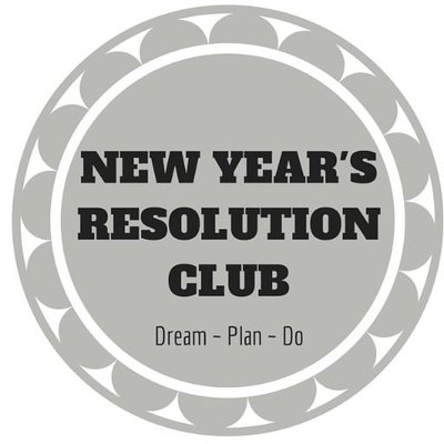 New Year's Resolution Club logo