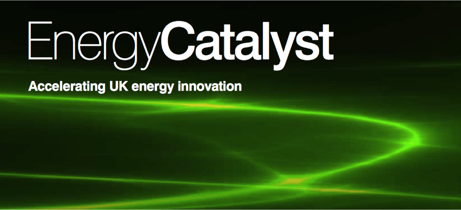 Energy Catalyst 1