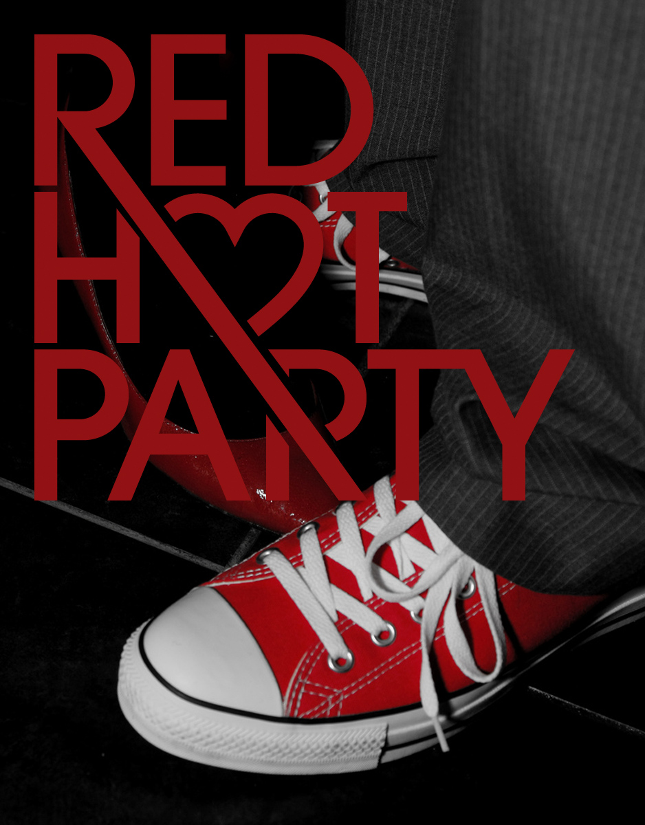 Red Hot Party Front Image 2011