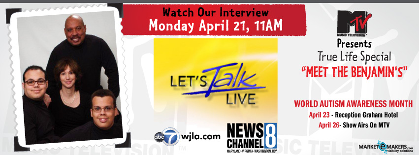 Lets Talk Live - WJLA 7 Interview