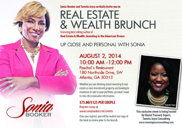 Real Estate and Wealth Brunch