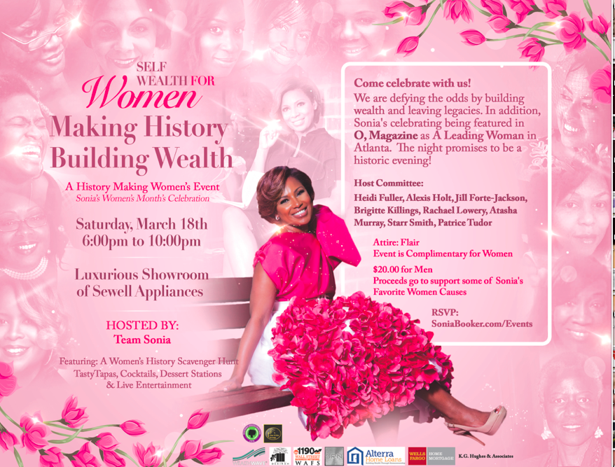 Self Wealth for Women Event