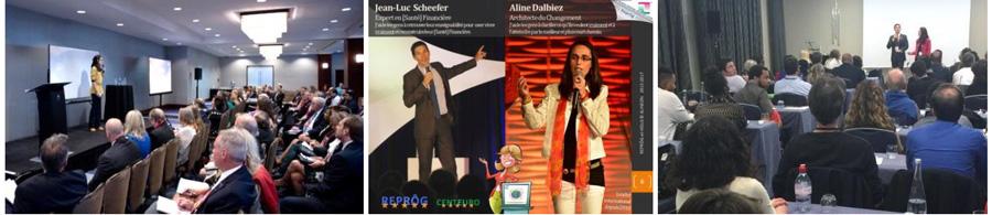 Aline Dalbiez - et - Jean-Luc Scheefer