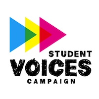 Student Voices Campaign logo