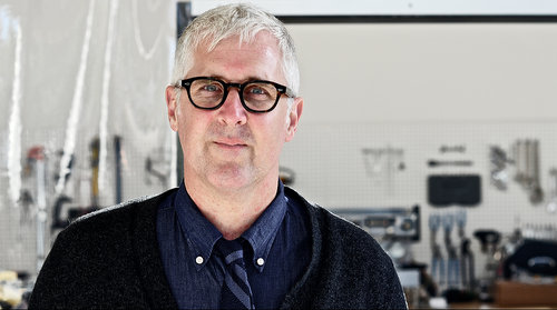 James Freeman, CEO and Founder of Blue Bottle Coffee