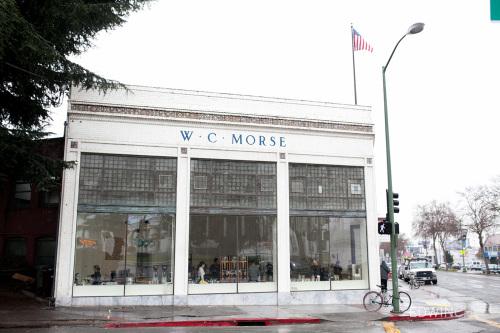 W. C. Morse Exterior