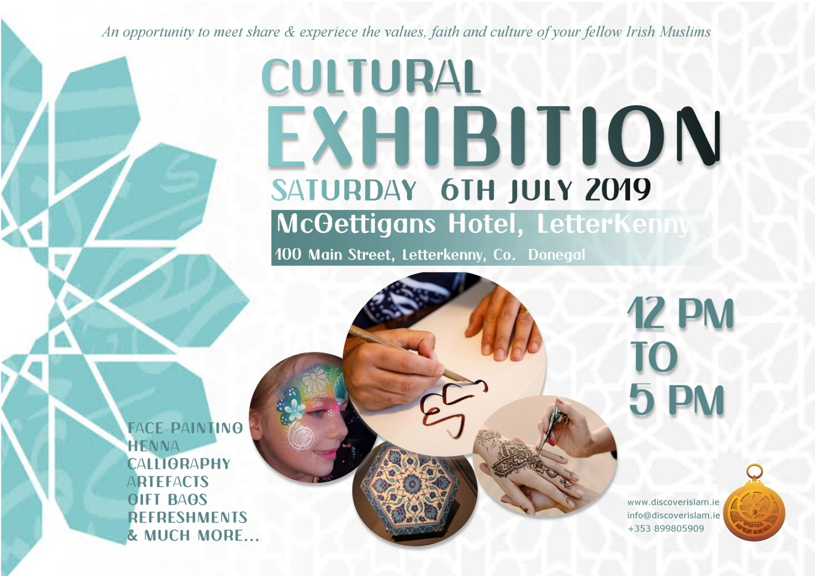 Letterkenny Islamic Culture Exhibition