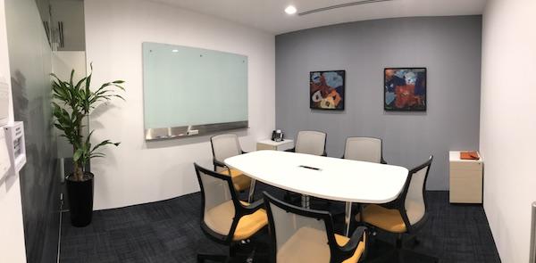 Training Room - 6 Raffles Quay - Sky Digital Agency