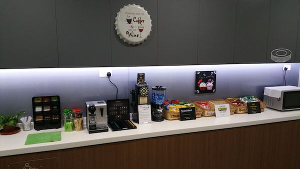 Pantry - 6 Raffles Quay - Sky Digital Agency