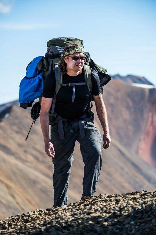 Curtis Rattray - Founder, Edziza Trails