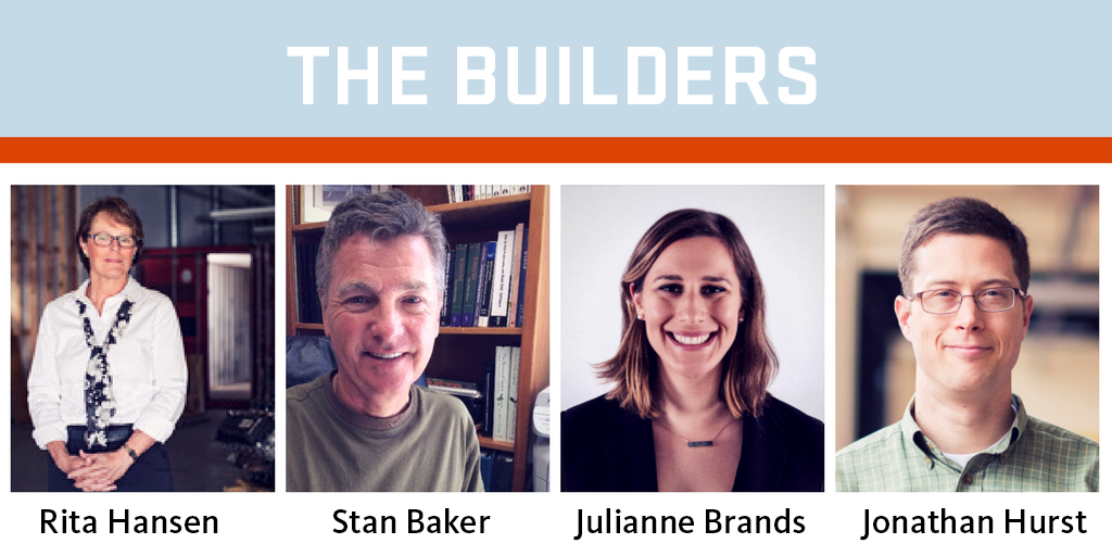 The Builders Panel