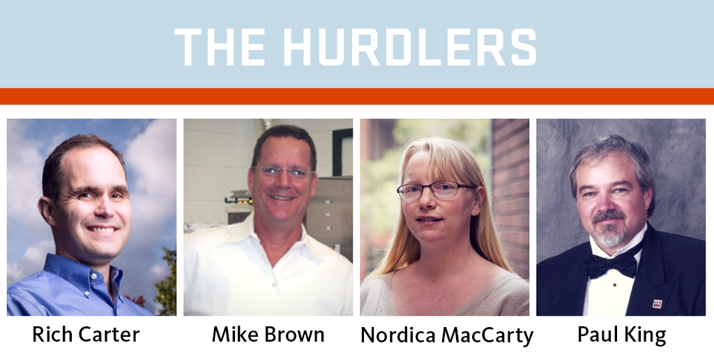 The Hurdlers Panel