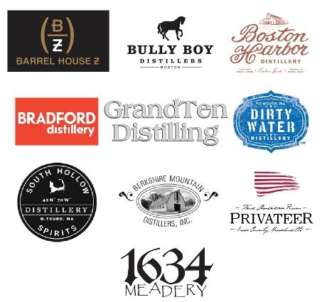 Distillery Logos