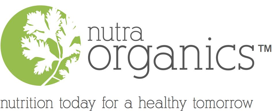 Nutra Organics logo