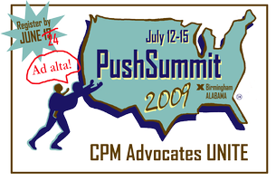 PushSummit 2009 in Birmingham, ALABAMA