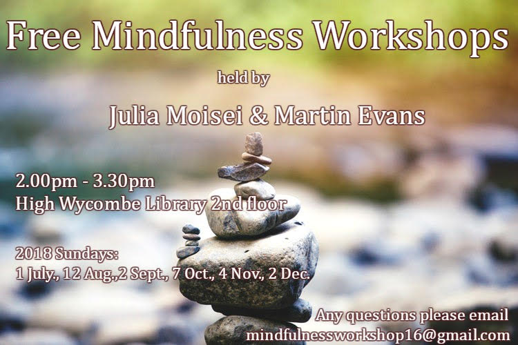 Free mindfulness workshops