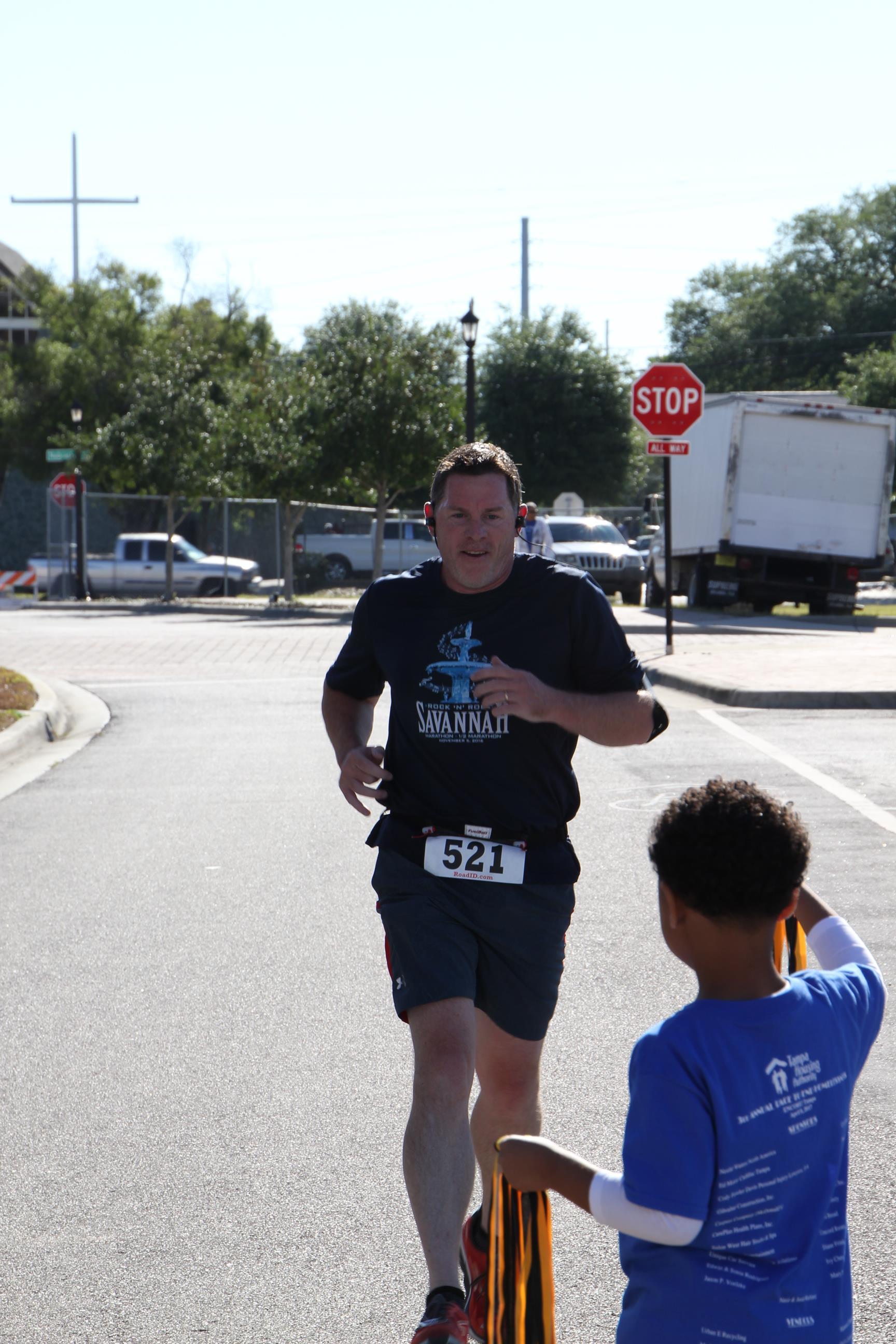 4th Annual Race to End Homelessness 5k BOOTCAMP Run 5K Run