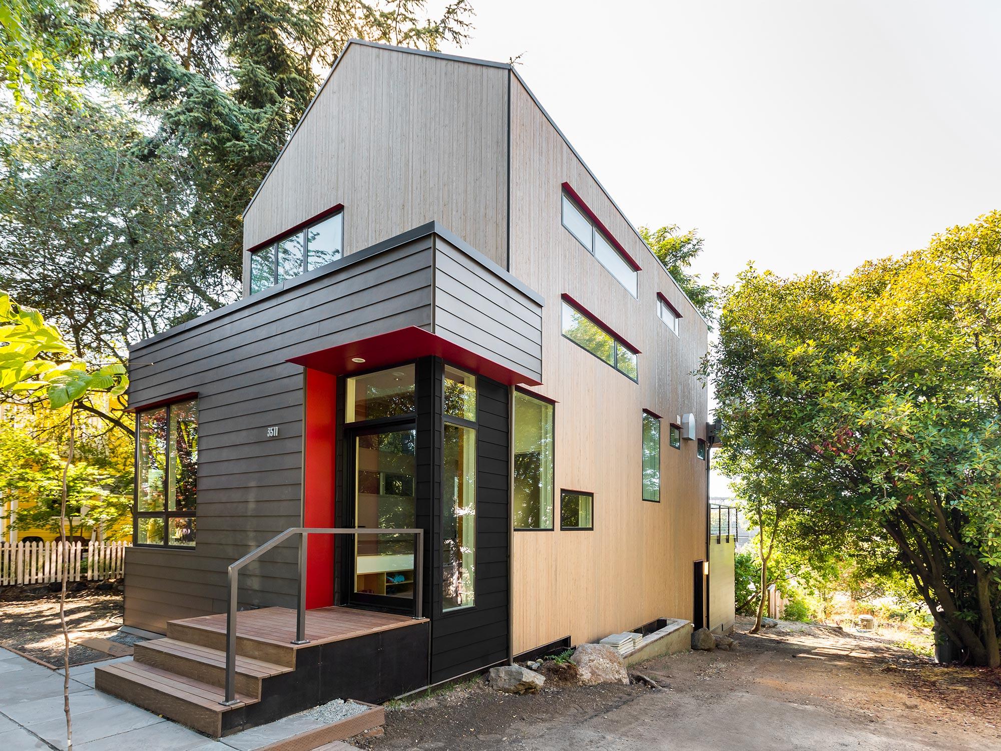 2018 Seattle Modern Home Tour