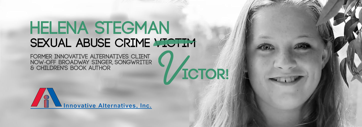 Helena Stegman Child Sexual Abuse Survivor, Author & Composer