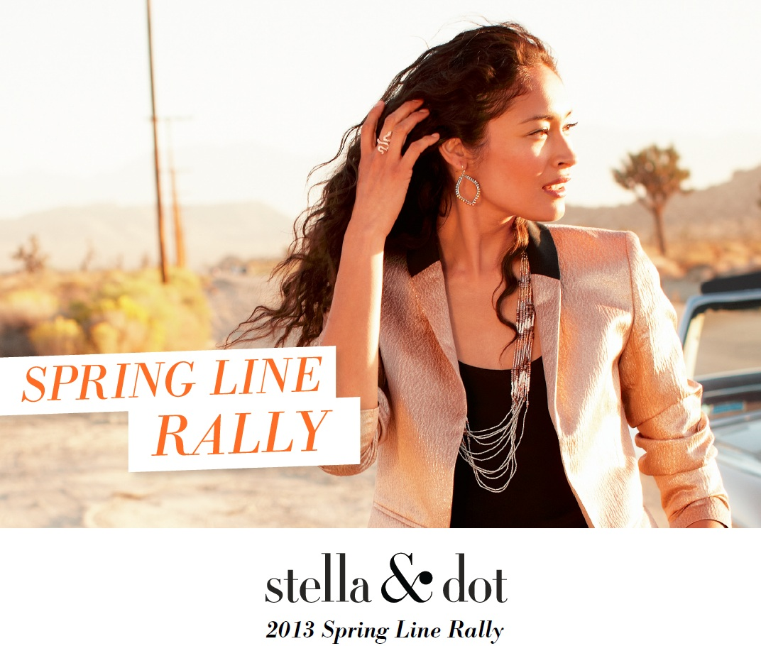 Stella dot 2013 spring rally in whitby on tickets wed for Stella and dot san francisco