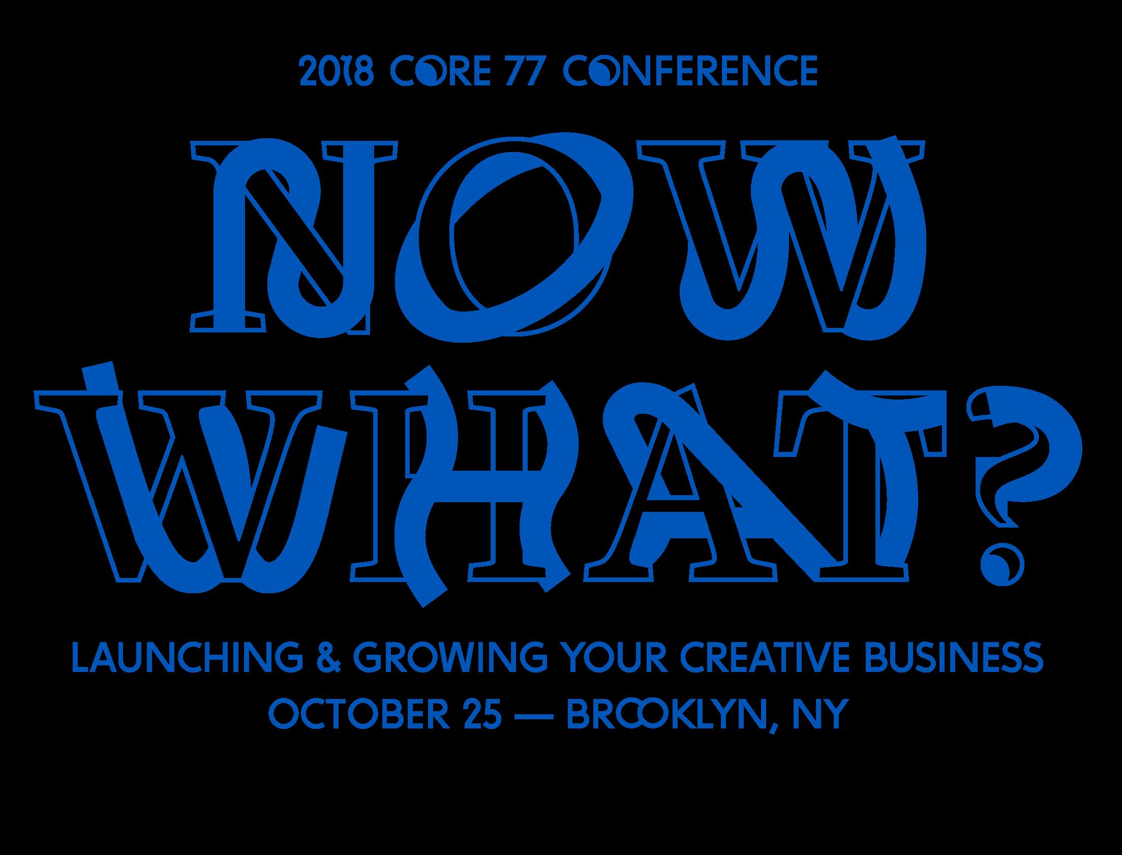 2018 Core77 Conference