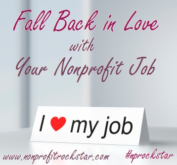 Fall Back in Love with Your Nonprofit Job