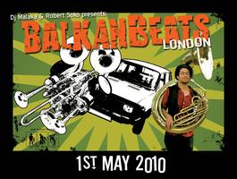 BalkanBeats London - 1st of May Celebration -