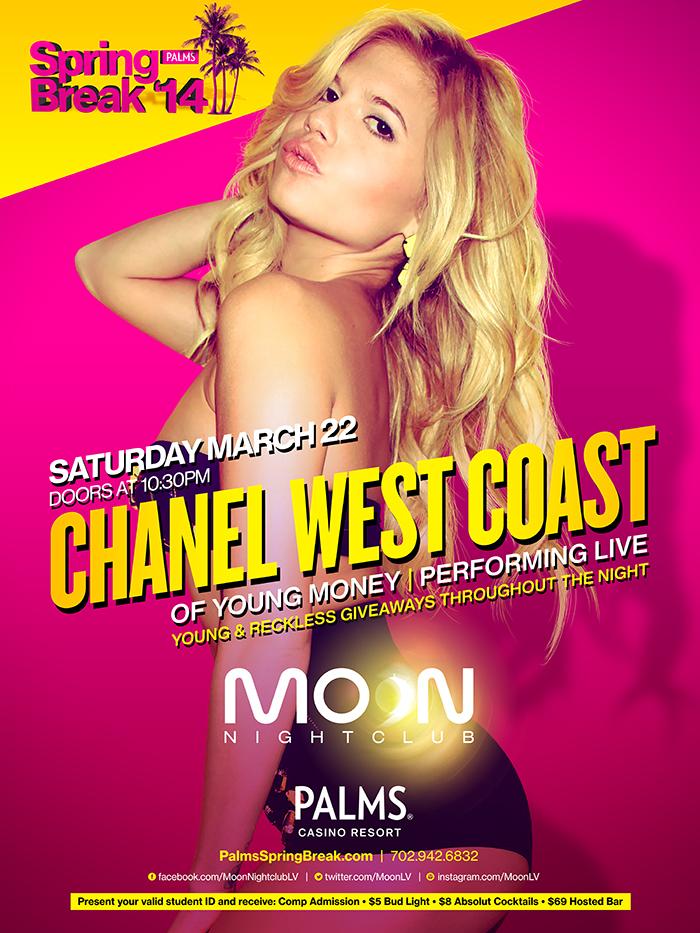 Moon Nightclub presents Channel West Coast