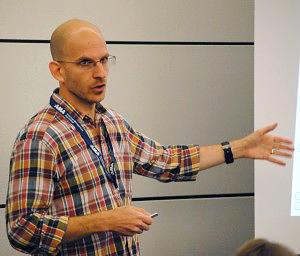 Jeff at IA Summit 2011
