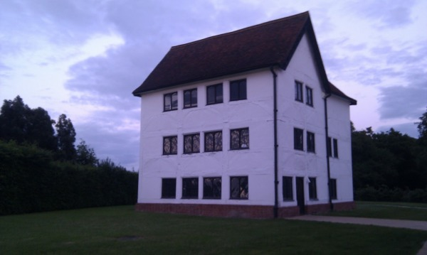 Queen Elizabeth Hunting Lodge, Chingford