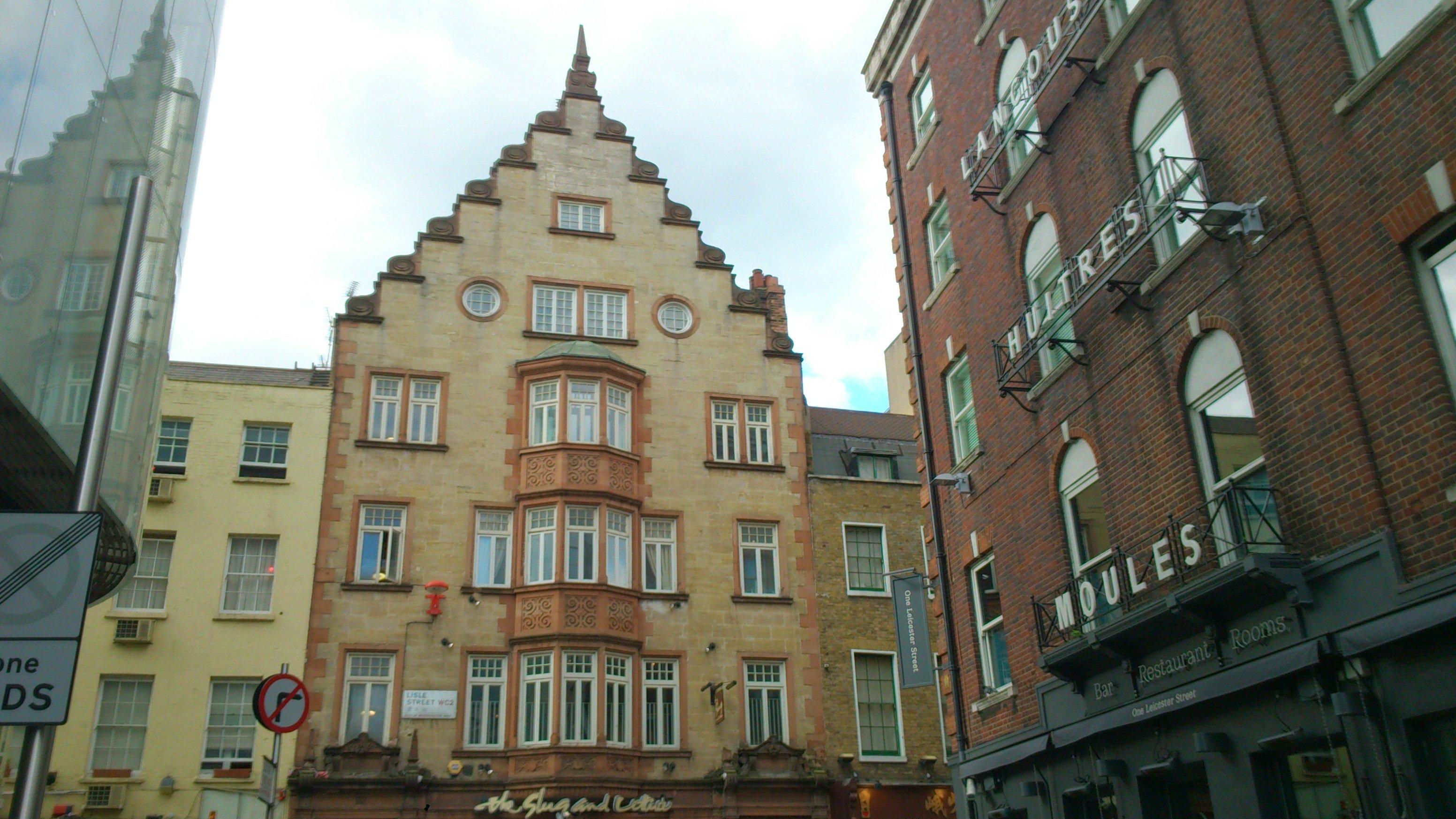 Lisle Street building