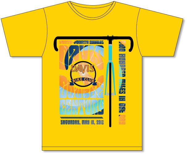2013 Davis Double T-shirt