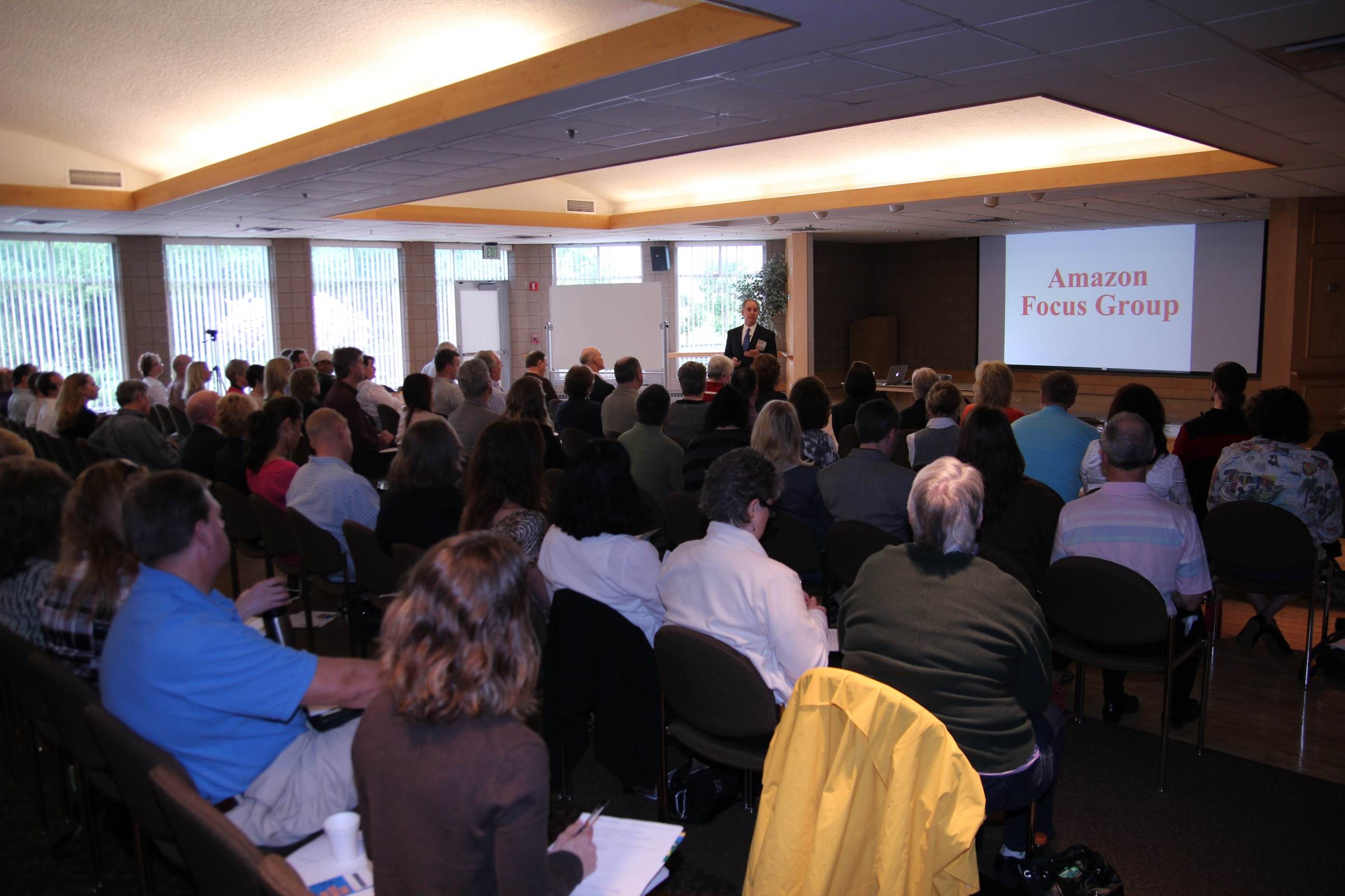 Marketing Multipliers Event with Kevin Donlin