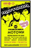 MOTOWN LIVE TRIBUTE, KINGS OF SPADE, THE BENTOS