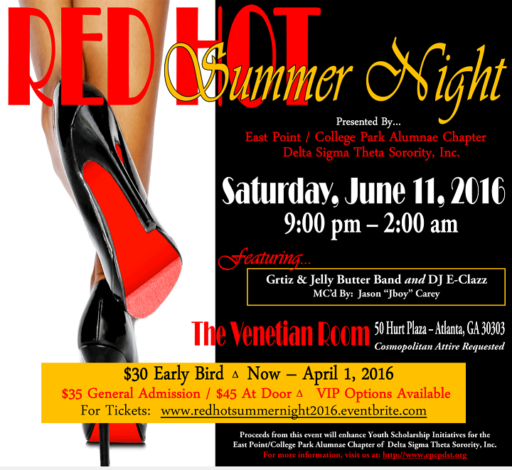 Red Hot 2016